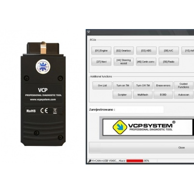 VCP CAN PROFESSIONAL