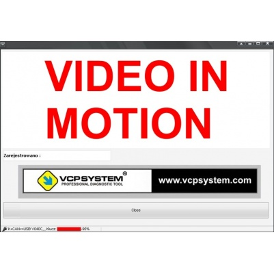 VIMN Video in motion manager